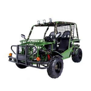 GMX Green 150cc Dune Buggy