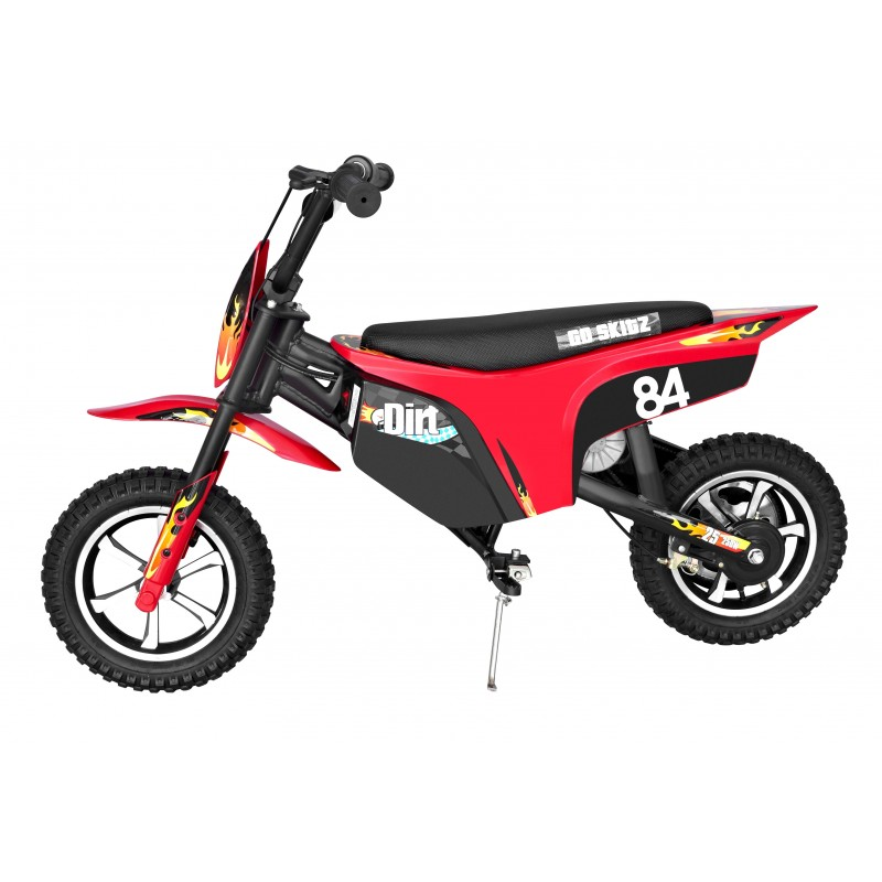 Go Skitz 2.5 Electric Dirt Bike Red