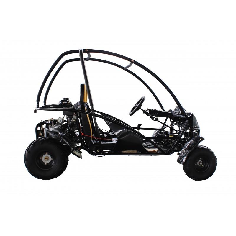 GMX GKT110 110cc Dune Buggy Black