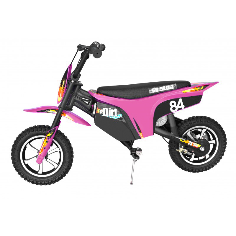 Go Skitz 2.5 Electric Dirt Bike Pink