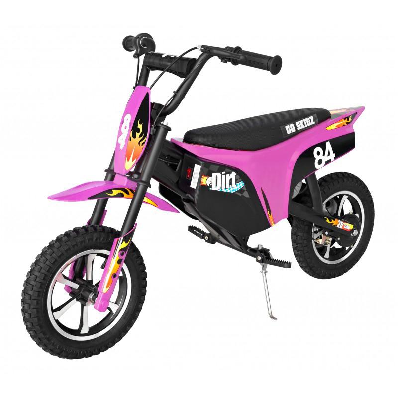Go Skitz 2.5 Electric Dirt Bike Pink