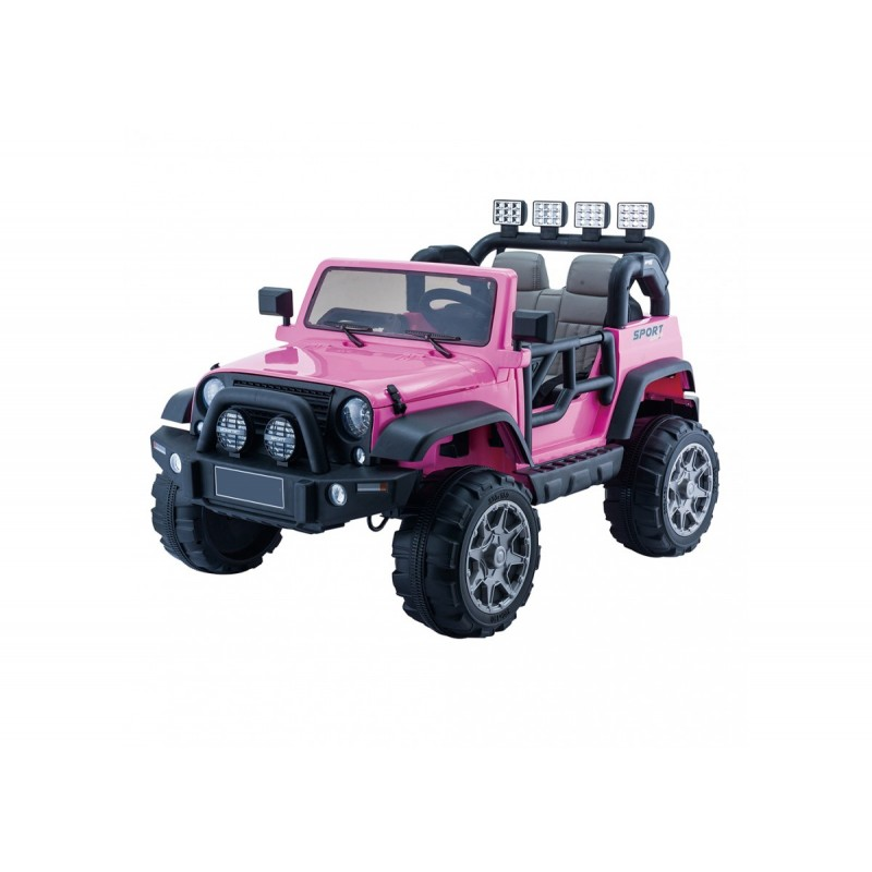 Go Skitz 12V Electric Ride On - Pink