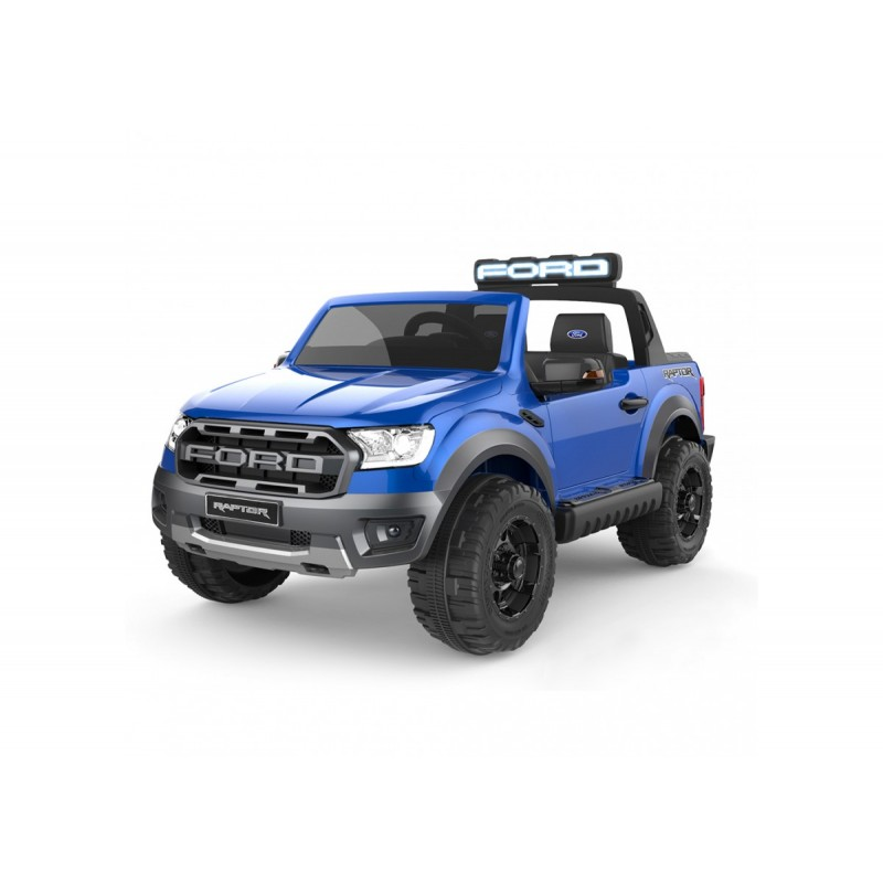 12V Ford Raptor Electric Ride On - Blue