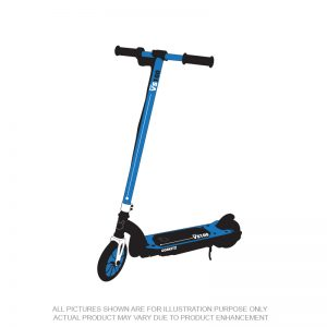 Go Skitz VS100 Electric Scooter Blue