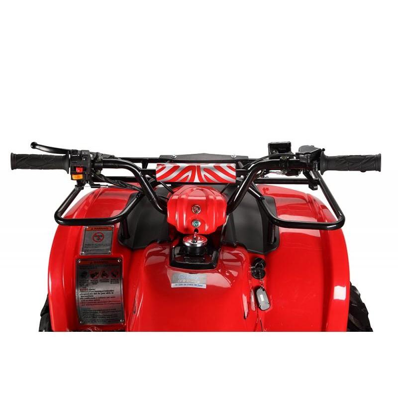 GMX 250cc Farm ATV - Red