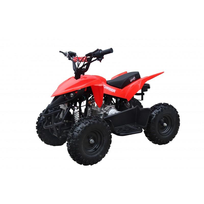 GMX 60cc 4 Stroke Chaser Quad Bike - Red