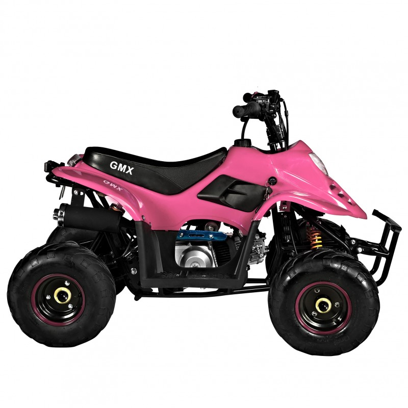 GMX 70cc Ripper Junior Kids Quad Bike - Pink