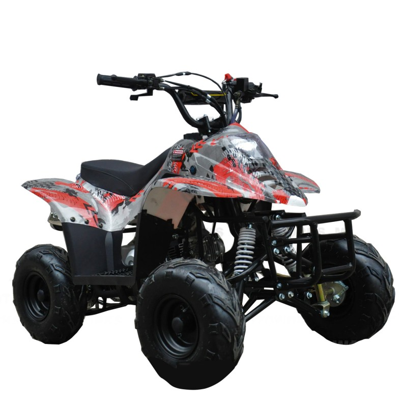 GMX 110cc Sports Quad Bike - Red