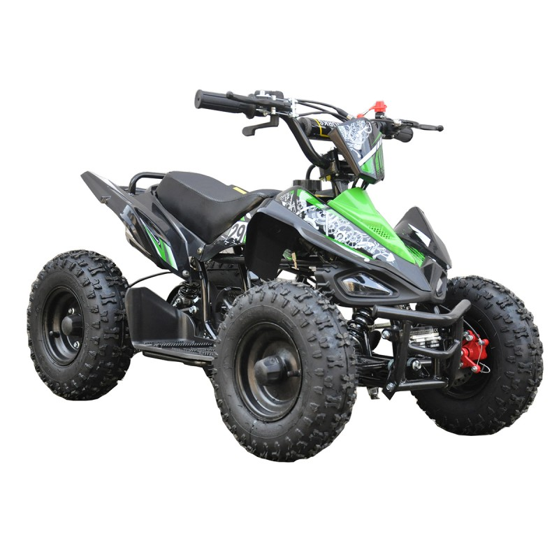GMX 49cc Sports Buggy Quad Bike - Green