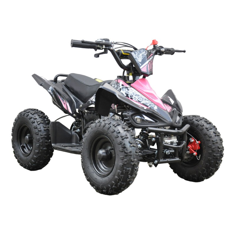 GMX 49cc Sports Buggy Quad Bike - Pink