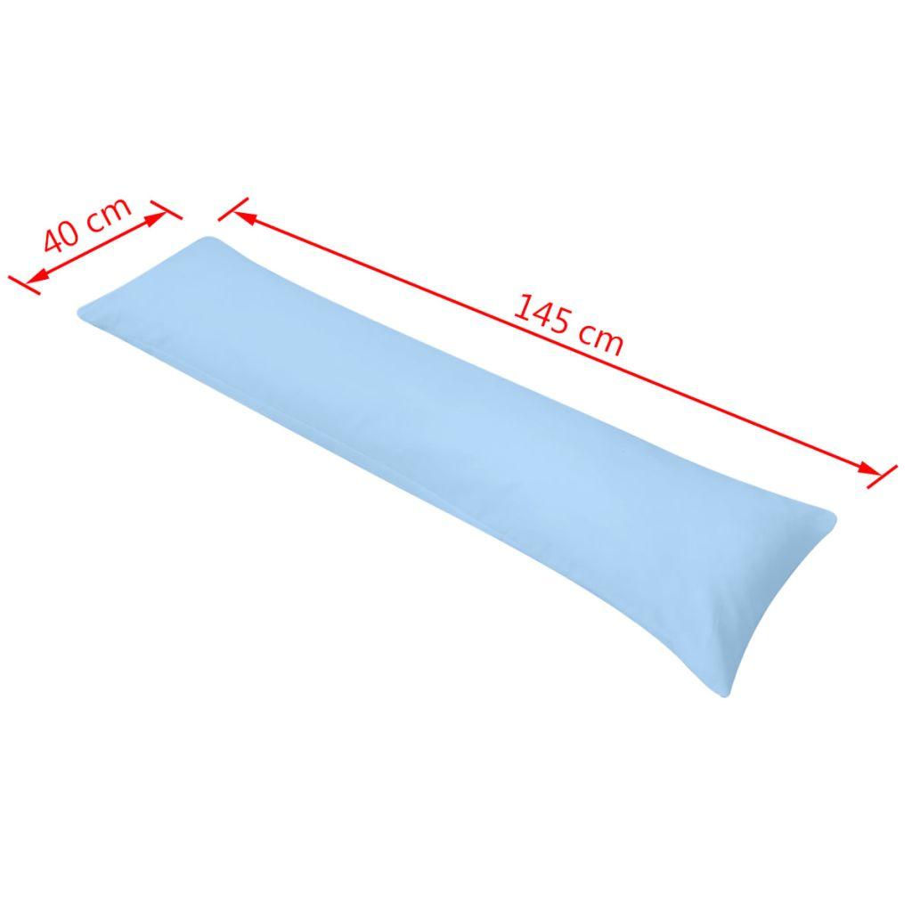 Side Sleeper Body Pillow 40x145 cm Blue