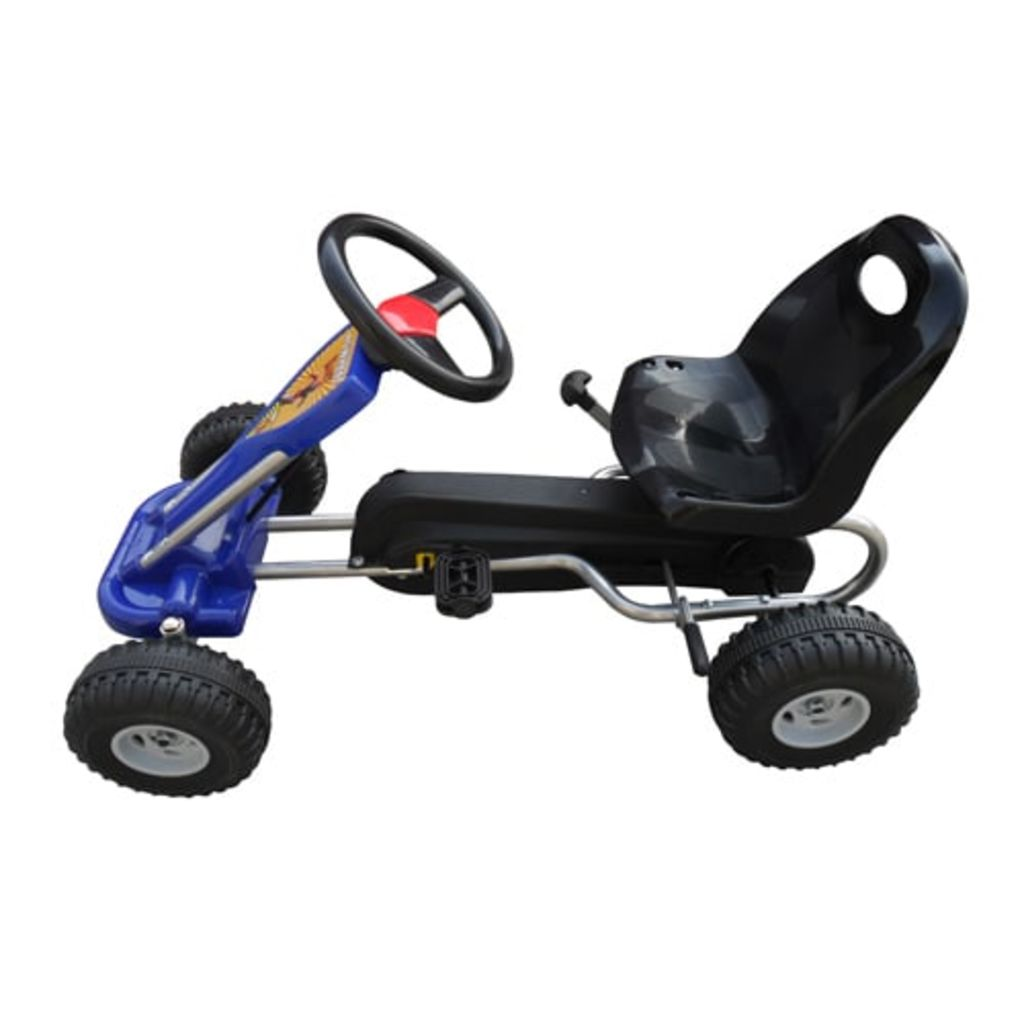 Pedal Go Kart Blue
