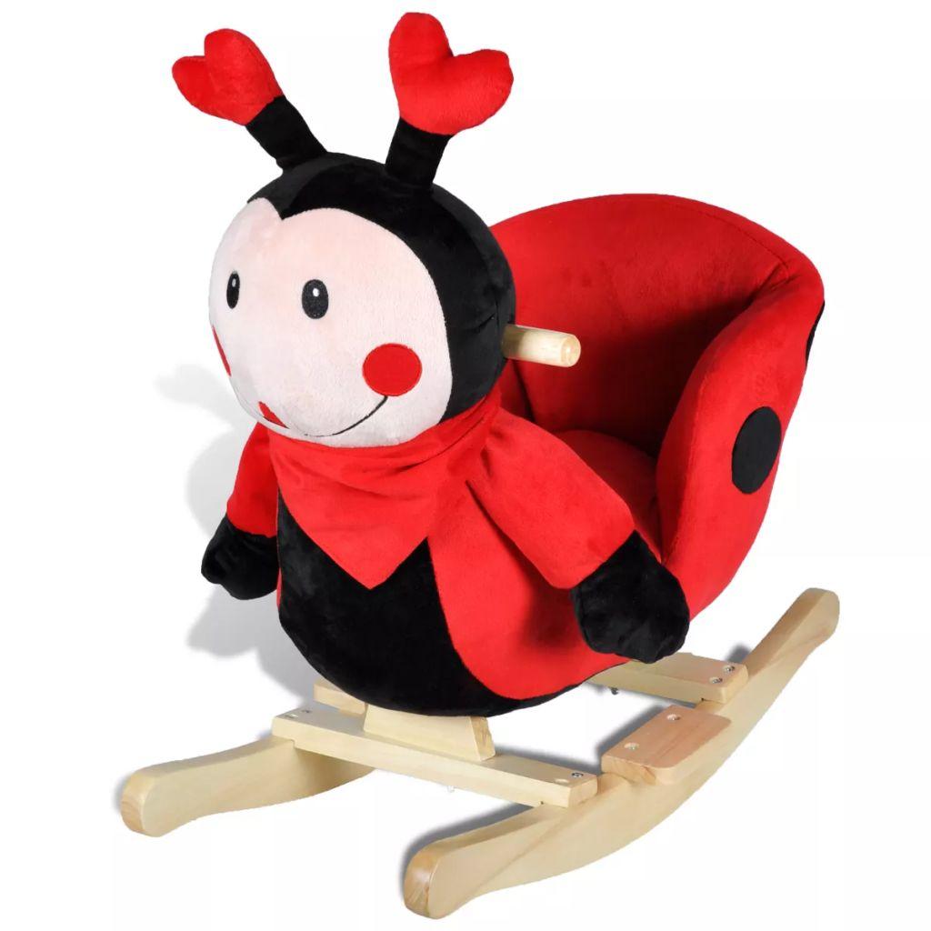 Rocking Animal Ladybug