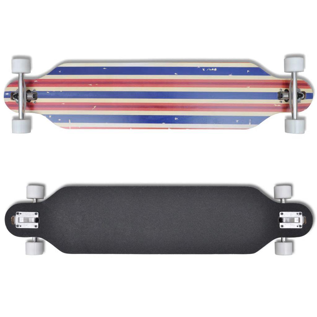 Skateboard 107 cm Blue