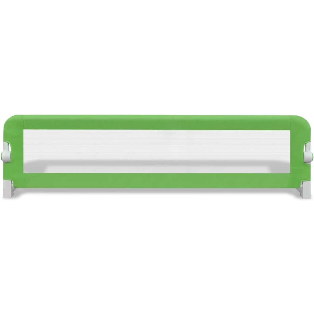 Toddler Safety Bed Rail 150 x 42 cm Green