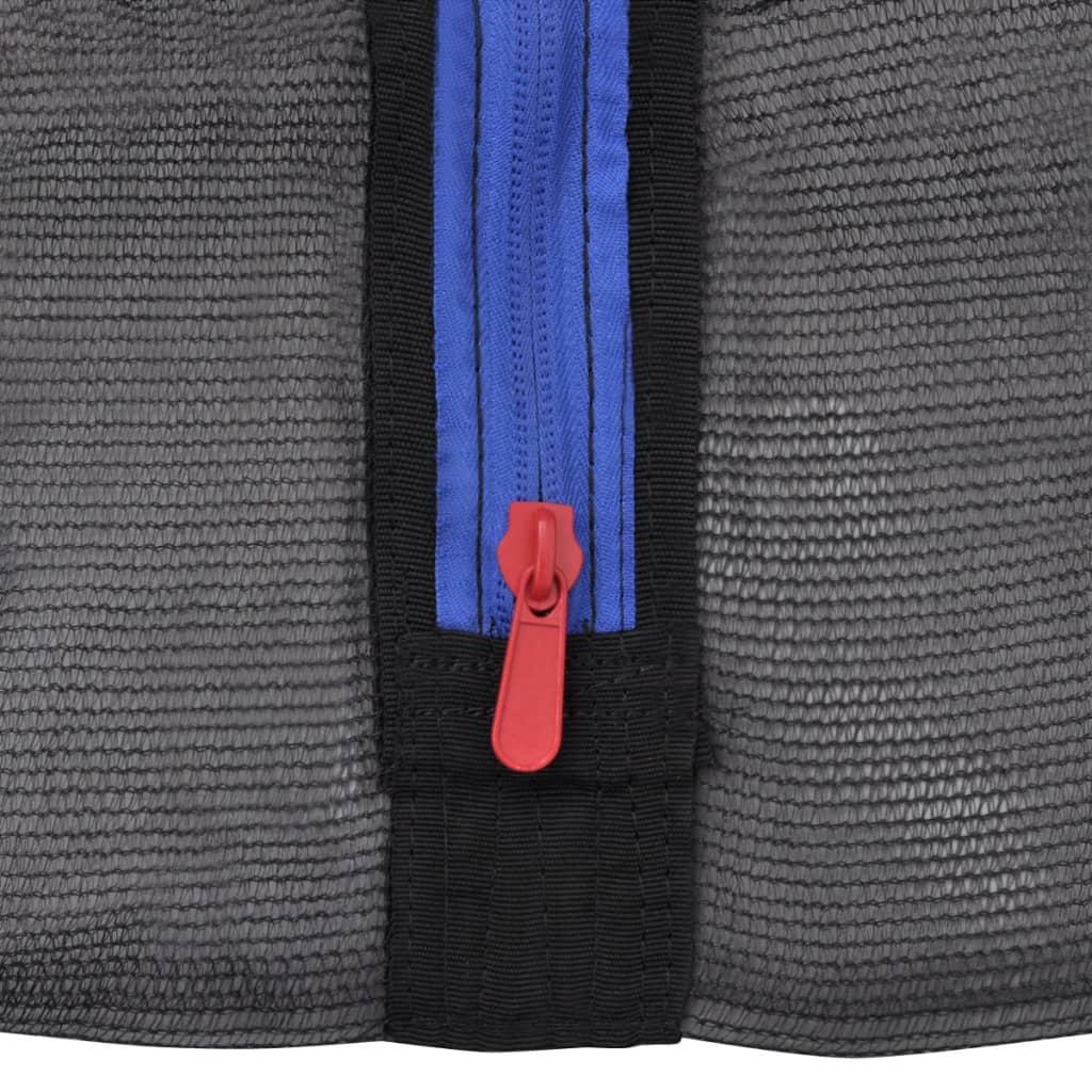 Safety Net PE Black for 4.26 m Round Trampoline