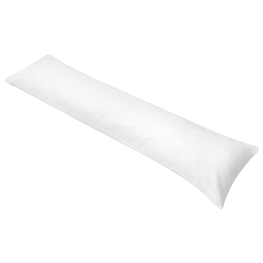 Side Sleeper Body Pillow 40x145 cm White